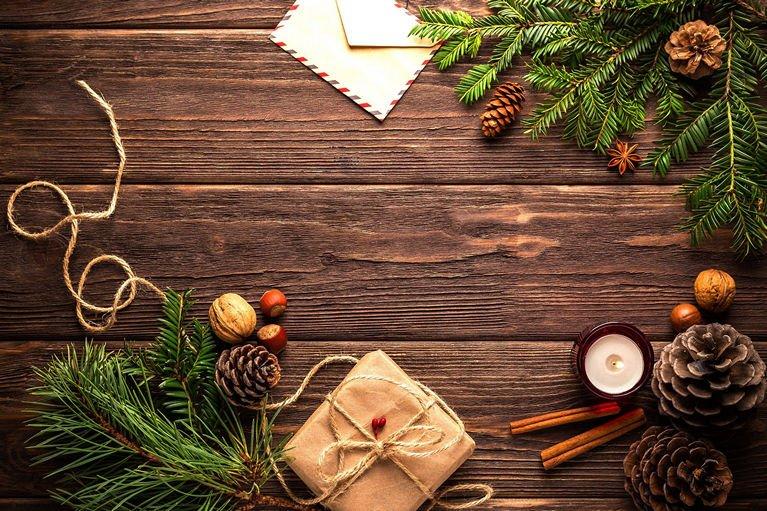Dekoration i Jul