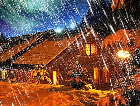 En vit jul