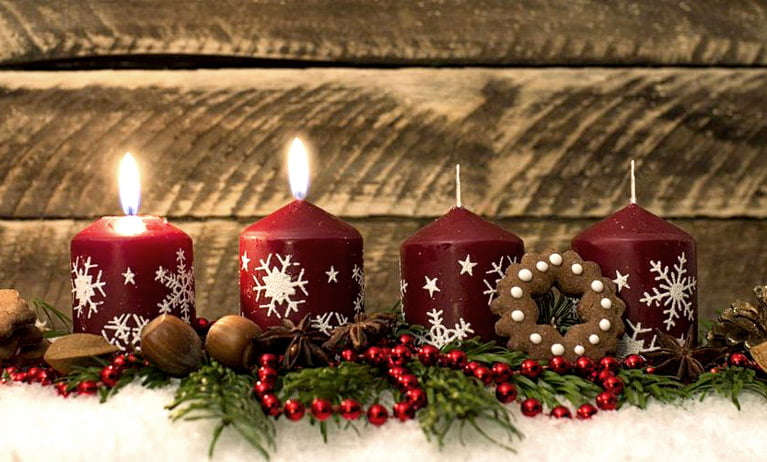 Glad andra advent