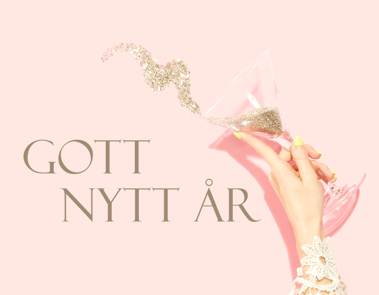 Glitter och nyår