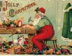 Hemma hos Jultomten