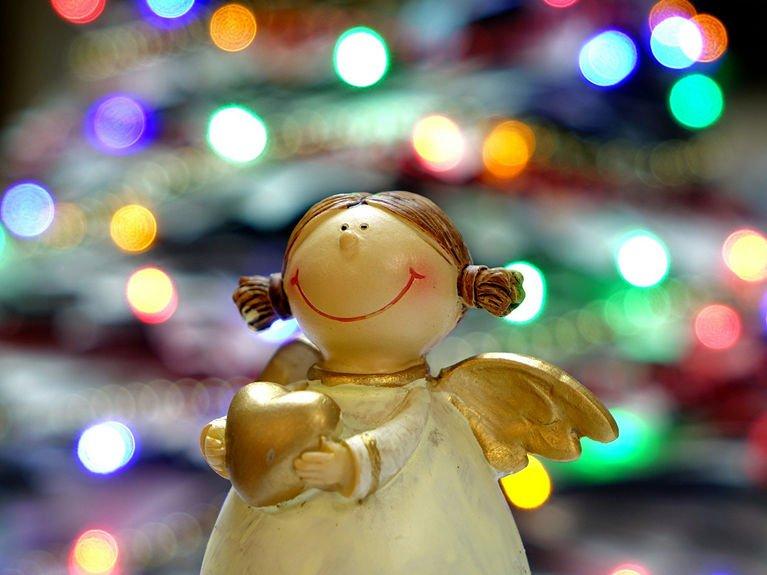 Jul ängel