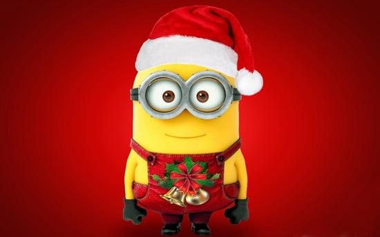 God Jul Minioner