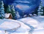 Julnatten