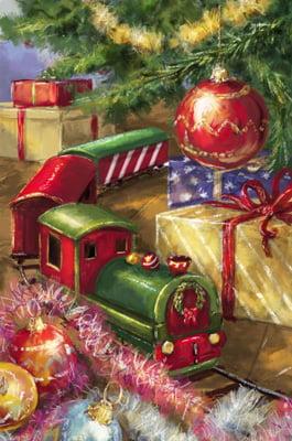 Jultåget