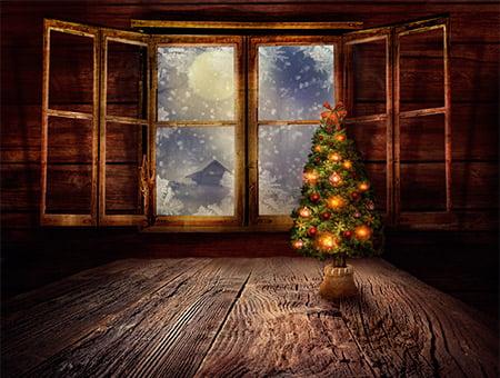 Lilla julgranen