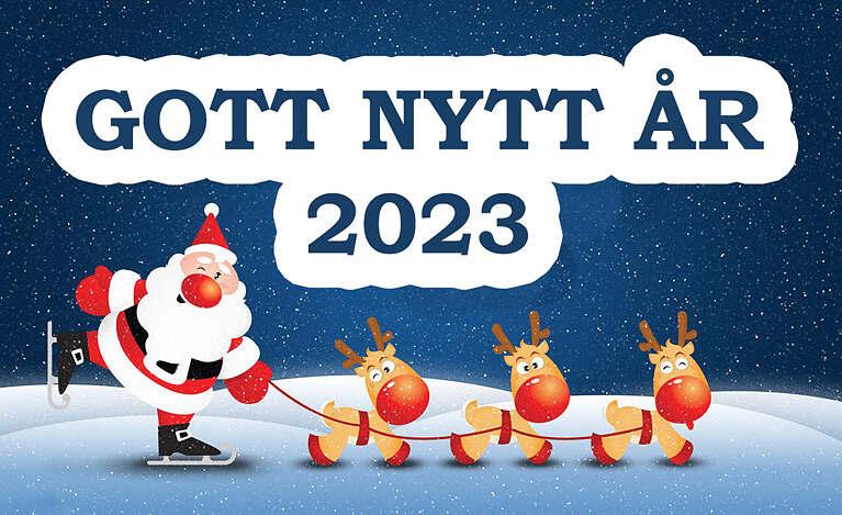 Nyårskort 2019