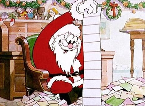 I jultomtens verkstad